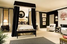 Chanel Bedroom