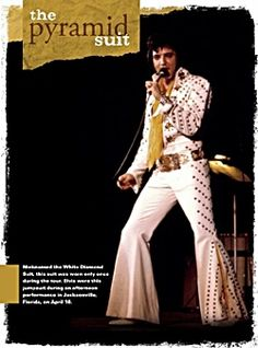1051 best elvis jumpsuits images on pinterest bodysuit fashion the pyramid suit as used on the front of the madison square garden famous album fandeluxe Choice Image