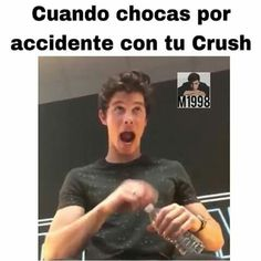 Jajaja.... Shwan Mendes, Mendes Army, Shawn Mendes Cute, Shawn Mendes Memes, Mean Jokes, Dont Love Me, Funny Quotes, Funny Memes, Crush Memes