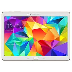 #amazon Samsung Galaxy Tab S 10.5-Inch Tablet (16 GB, Dazzling White) - $397.99 (save 20%) #samsung # #personalcomputers