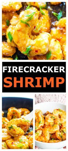 Best Seafood Recipes, Shellfish Recipes, Shrimp Recipes, Shrimp Meals, Shrimp Dishes, Quick Easy Dinner, Easy Dinner Recipes, Easy Meals, Simple Meals