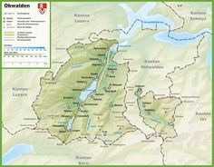 canton of zug with cities and towns map » [Home Decorations] - HD ...