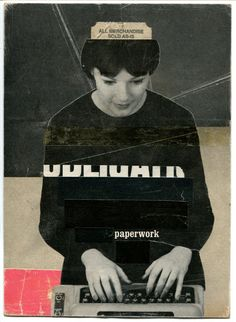 The Collage Workbook: Fred Litch