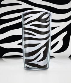 Zebra Wrap from the Tervis #contrastcollection https://www.facebook.com/TervisTumblerCo/app_410748072321208