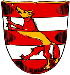 Fuchsstadt Germany coat of arms