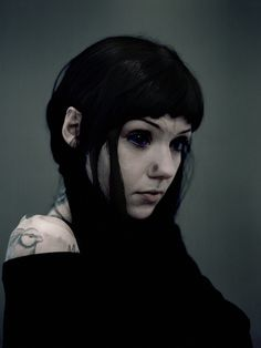 Grace Neutral | modified dark elf princess
