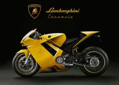 Lamborghini Caramelo v4 Superbike Concept