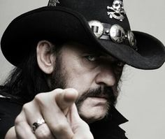 """More than Motorhead fans have so far signed a petition calling for a newly discovered element to be called """"Lemmium"""" as a tribute to Lemmy, the band's charismatic frontman who died just after Christmas. Live Music, New Music, I Love It Loud, News Health, Digital Trends, Rock Legends, Coldplay, David Bowie, Mustache"""