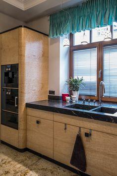 Kuchnia - Wnętrza domu