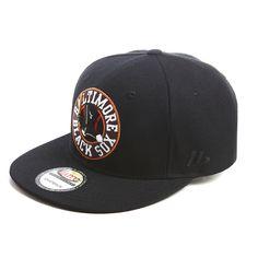 de5a04d2a87 NLBM - Baltimore Black Sox - Snapback Cap