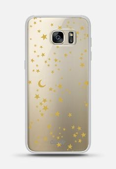 GOLD SKY Galaxy S7 Edge Case by KIND OF STYLE   Casetify
