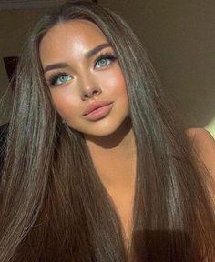 Die Schönste aus Russland … – # # of # beautiful … – hair style for women Beauty Makeup, Hair Makeup, Hair Beauty, Pretty Eyes, Beautiful Eyes, Beautiful Ladies, Attractive Girls, Brunette Beauty, Black Women Hairstyles
