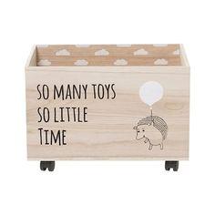 Billedresultat for trækasser til opbevaring af legetøj