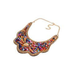 Retro Shell Fake Collar Necklace For Women #CLICK! #clothing, #shoes, #jewelry, #women, #men, #hats, #watches