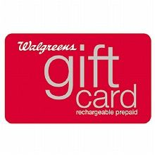 $25 Walgreens Gift Card + ROUSH Fenway Racing Merchandise Prize Pack Giveaway - US - 10/8 (sponsored)