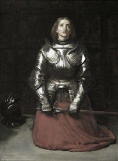 Легендарная и реальная Жанна Д'Арк http://zvukofrenia.ru/interesnye-ljudi/legendarnaya-i-realnaya-zhanna-d-ark/