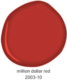 Looks like a true red to me. Million Dollar Red Red Paint Colors, Paint Color Palettes, Paint Colors For Home, House Colors, Boys Bedroom Colors, Boys Bedroom Paint, Diy Interior Home Design, Benjamin Moore Colors, Painted Boards