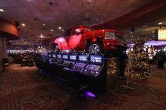 Coushatta Casino Resort installs Property-wide CastNET system | CastNET Alpha Video, Monster Trucks, Audio