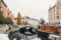 With a thriving foodie scene, laid-back vibes and more green spaces than you can shake a stick at, is Ljubljana Europe's best kept secret? We sure think so!