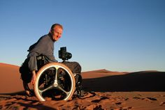 David Constantine. Co-founder of Motivation, an award-winning charity that creates and donates low-cost wheelchairs to developing countries.  See it. Believe it. Do it. Watch thousands of SCI videos at SPINALpedia.com