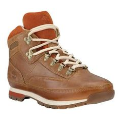 169c9022cf254 Timberland - Chaussures Euro Hiker Mid Leather Homme - Marron Timberland  Classique, Timberland Pour Homme