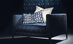Mark Alexander - Eclectic Collecion- Love the indigo blue!