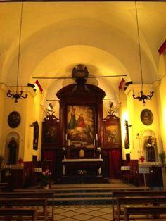 Chapel of St. Francis, Monterosso al Mare, Cinque Terre