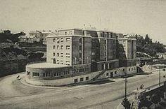 Vista Casa dello Studente Genova.