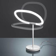 Artemide 1641010A Halo LED Accent/Table Lamp, 3000K