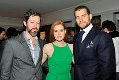 Darren Le Gallo, Amy Adams and Henry Cavill attend the W Magazine celebration of the 'Best Performances' Portfolio and The Golden Globes with Cadillac and Dom Perignon at Chateau Marmont on January 8, 2015 in Los Angeles, California.
