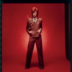 David Bowie for Best Dressed
