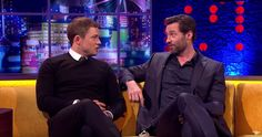 Pin for Later: Taron Egerton Dismisses Rumours That He's the Next Han Solo