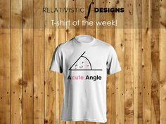 A cute angle | T-shirt of the Week