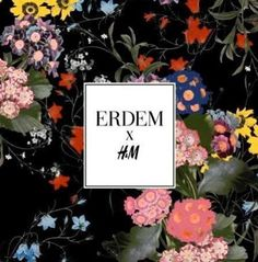 ERDEM for H&M