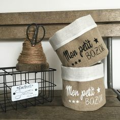 Couture Lin, Coin Couture, Couture Sewing, Burlap Coffee Bags, Coffee Sacks, Diy Bags Purses, Bamboo Crafts, Vide Poche, Linen Bag