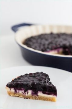 Low Carb Cheesecake - Another! Low Carb Sweets, Healthy Sweets, Low Carb Desserts, Healthy Baking, Low Carb Recipes, Low Carb Cheesecake Recipe, Blueberry Cheesecake, Sweet Bakery, Tostadas