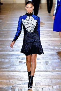 Paris Fashion Week 2012: McCartney, Dior, Givenchy & Co. - GLAMOUR