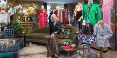 Linda Fargo went from creating window displays at Macy's to shaping the visual identity of iconic department store Bergdorf Goodman. How did she do it?