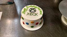 Xbox One S Cake Sean S Birthday In 2019 Pinterest Cake