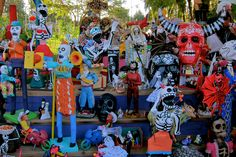 Dia de los Muertos at the Hollywood Forever Cemetery 2012 | Upon a ...