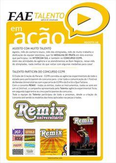 Talento News - agosto 2008