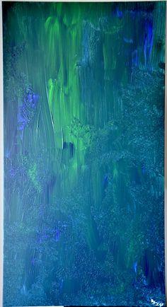Blacks Acrylic on canvas 150cm x 80cm