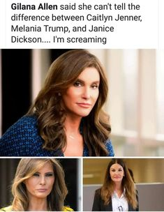 The main difference is that Caitlyin Jenner has a dick in her body, Janice Dickson has a Dick in her Last name and Melania Trump has a Dick in her house - Daily LOL Pics Super Funny Memes, Really Funny Memes, Funny Relatable Memes, Funny Jokes, Hilarious, Bloom Book, Mom Jokes, I Love Mom, Smiles And Laughs