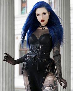 Gothic Girls, Hot Goth Girls, Steam Punk, Steam Girl, Goth Beauty, Dark Beauty, Dark Fashion, Gothic Fashion, Steampunk Fashion