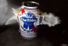 Bullet through a PBR