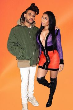 The Weeknd performed on Saturday Night Live recently and casually gave a lesson in fall dressing. It takes a lot not to be upstaged by a Nicki Minaj cameo, but The Weeknd's bomber jacket and hoodie combo in shades of tan and khaki just about managed it.