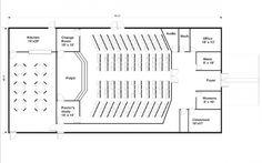 Church Building Floor Plans   Gen Steel *Floor Plan 3, Maybe 8 (but no kitchen). Floor Plan 12 in my dreams :) - And in my dreams DREAMS 15 or 21 ;)