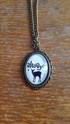 Always Necklace by AwesomeOddities on Etsy