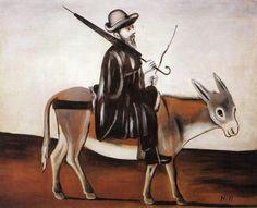 Healer on a Donkey