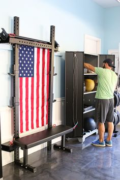 Creating An At Home Gym